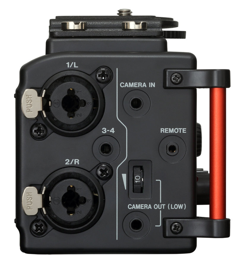 View larger image of Tascam DR-60DMKII Linear PCM Recorder/Mixer for DSLR
