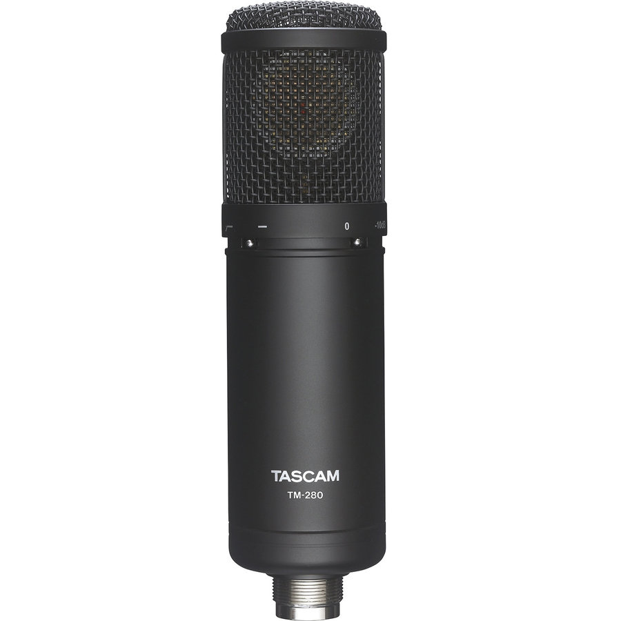 View larger image of Tascam TM-280 Studio Condenser Microphone