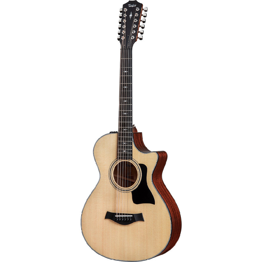 View larger image of Taylor 352ce - Sitka Spruce / Sapele