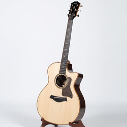 Taylor 714ce - Lutz Spruce / Indian Rosewood, Natural