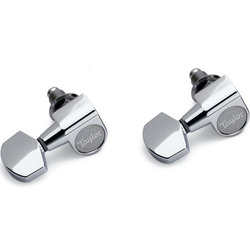 Taylor Baby Tuners - Chrome