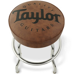 Taylor Bar Stool - Brown, 24""