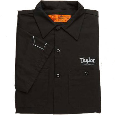 View larger image of Taylor Crown Logo Work Shirt - XXXL