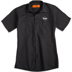 Taylor Guitar Stamp Work Shirt - Medium
