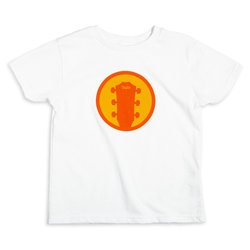 Taylor Icon T-Shirt - White, Children's (5/6 Years)