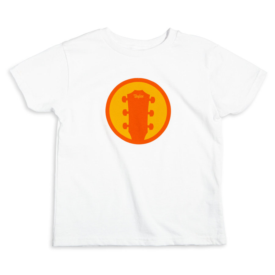 View larger image of Taylor Icon T-Shirt - White, Toddler