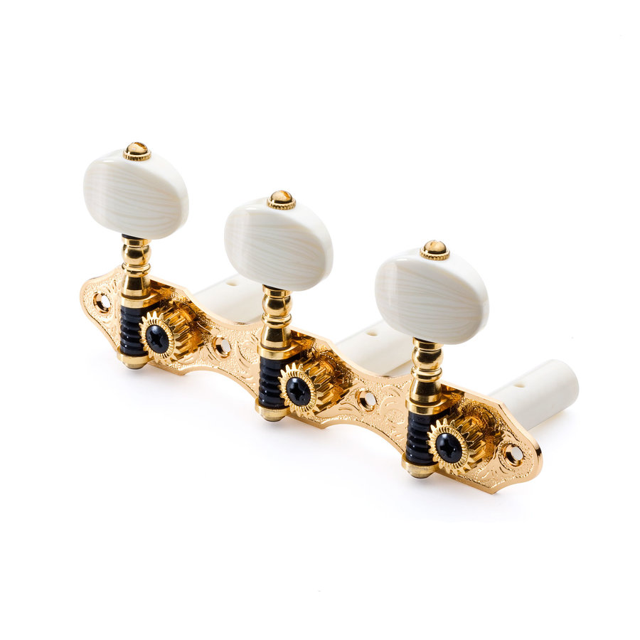 View larger image of Taylor Nylon Series Tuners - Gold