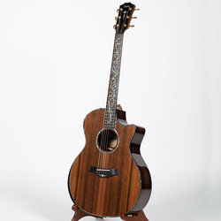 Taylor Limited PS14ce - Sinker Redwood / Macassar Ebony