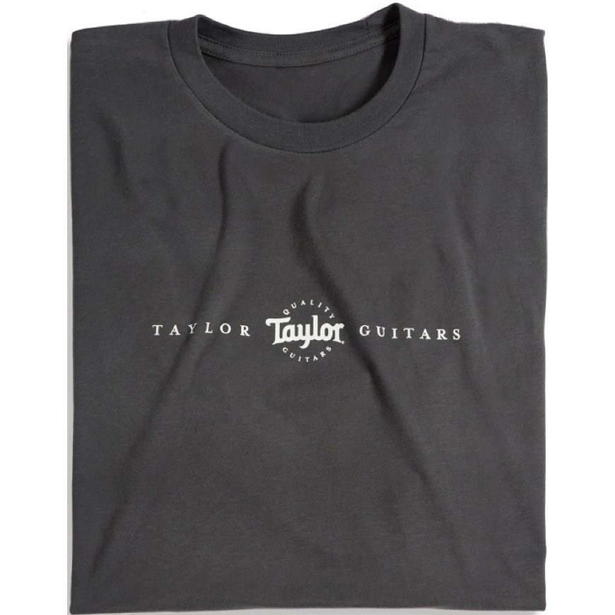 View larger image of Taylor Roadie T-Shirt - Charcoal, XXL