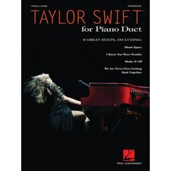 Taylor Swift for Piano Duet (1P4H)