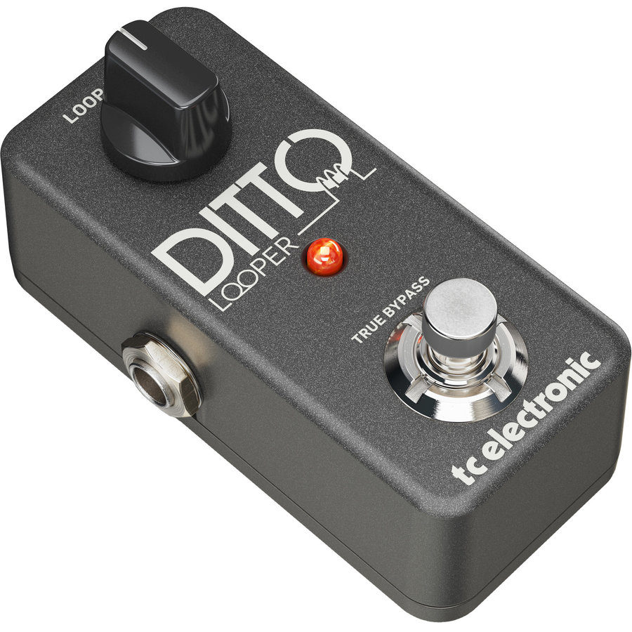 View larger image of TC Electronic Ditto Looper Pedal