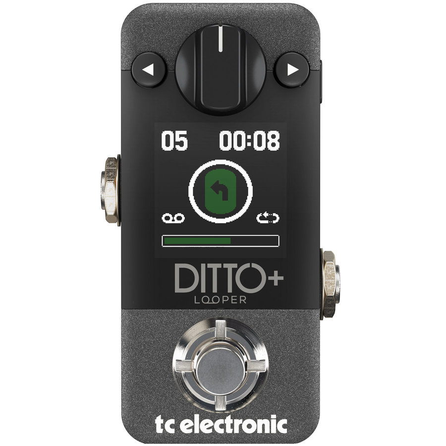 View larger image of TC Electronic Ditto Plus Looper Pedal