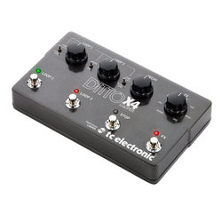 TC Electronic Ditto x4 Looper Pedal