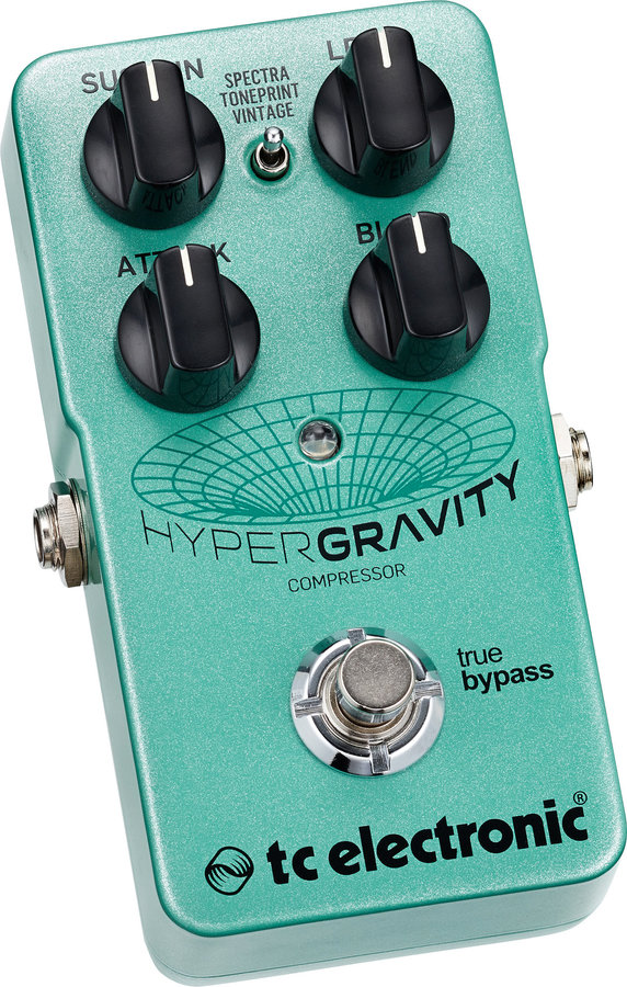 View larger image of TC Electronic HyperGravity Compressor Pedal