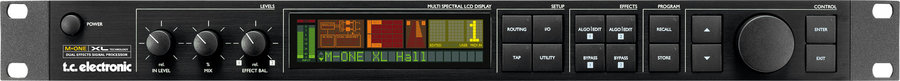 View larger image of TC Electronic M-One XL Dual Effects Signal Processor