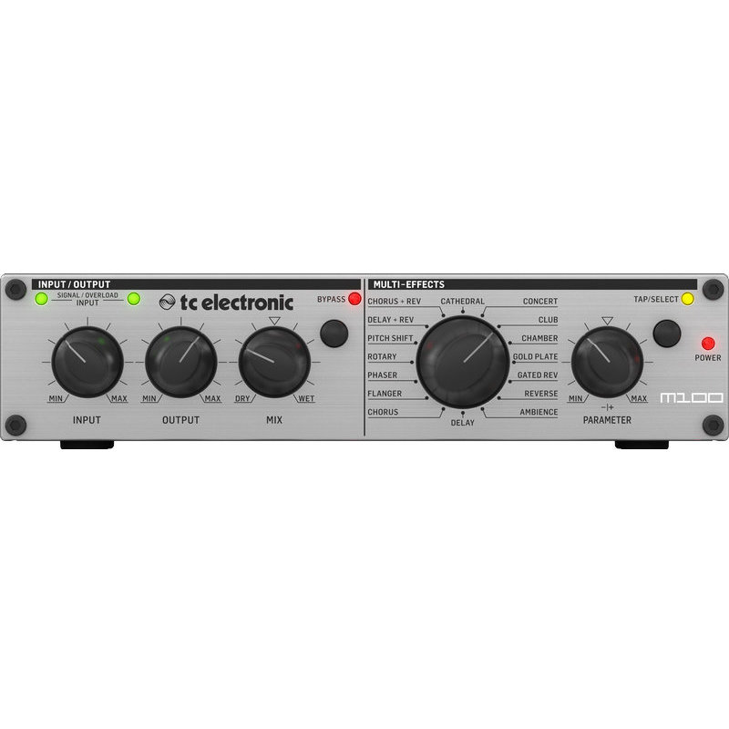 View larger image of TC Electronic M100 Stereo Multi-Effects Processor