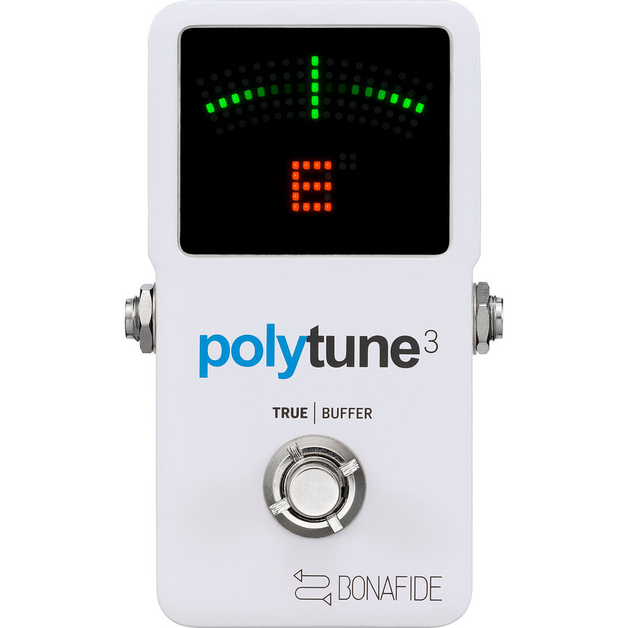 View larger image of TC Electronic Polytune 3 Pedal