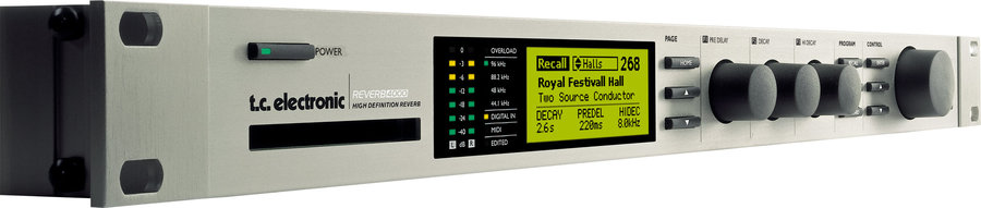 View larger image of TC Electronic Reverb 4000 Rack Mount
