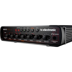 TC Electronic RH450 Compact Bass Amp Head