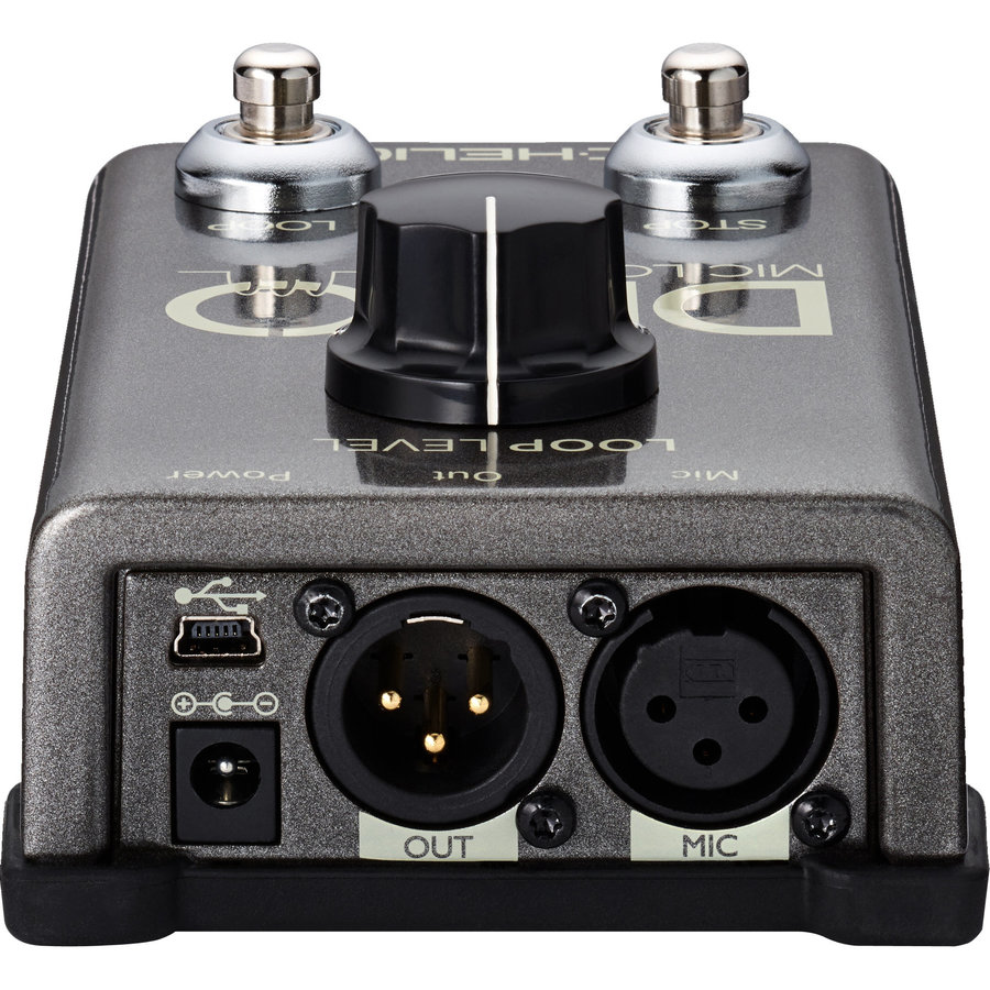 View larger image of TC Helicon Ditto Mic Looper