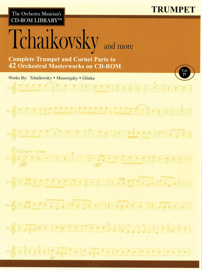 View larger image of Tchaikovsky and More – Volume 4