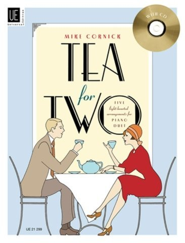 View larger image of Tea for Two - 5 Piano Duets w/CD) (1P4H)