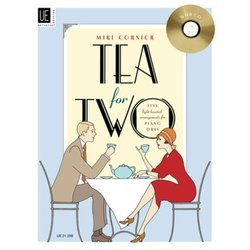 Tea for Two - 5 Piano Duets w/CD) (1P4H)