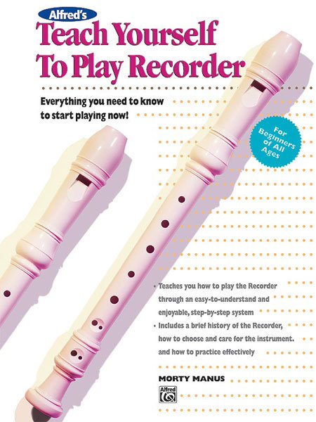 View larger image of Teach Yourself to Play Recorder