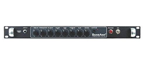 View larger image of Tech 21 RBI SansAmp RBI 1U Rackmount