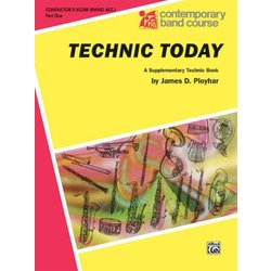Technic Today, Part 1 - Conductor (Piano Accomp)