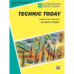 Technic Today, Part 2 - Conductor (Piano Accomp)