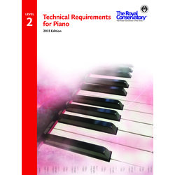 Technical Requirements for Piano 2015 Edition - Level 2