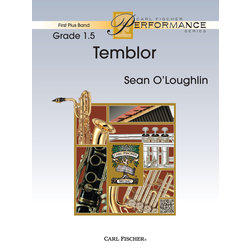 Temblor - Score & Parts, Grade 1.5