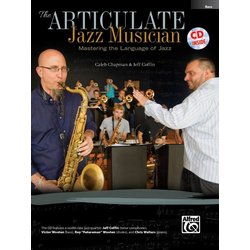 The Articulate Jazz Musician - Bass w/CD