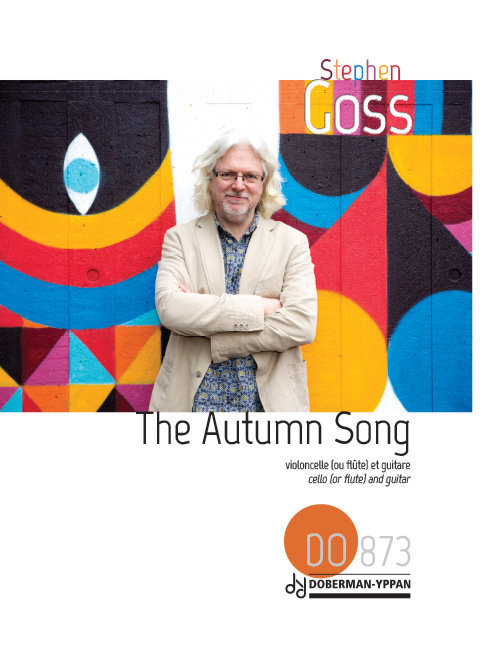 View larger image of The Autumn Song (Goss) - Guitar & Cello Duet