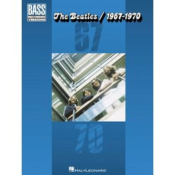 The Beatles / 1967-1970 (Bass Recorded Versions)