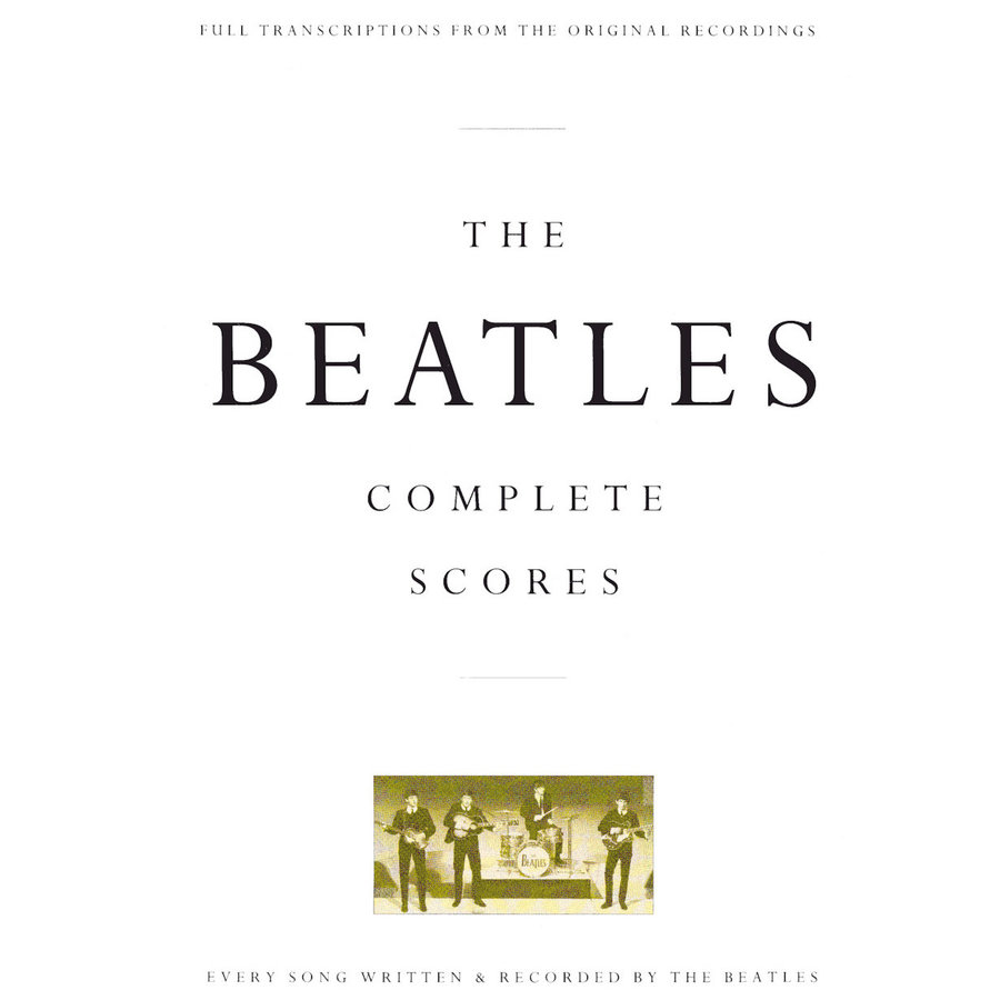 View larger image of The Beatles – Complete Scores