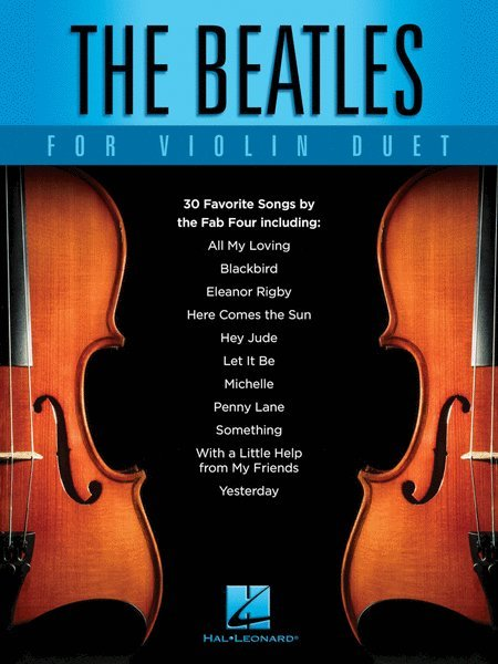 View larger image of The Beatles for Violin Duet