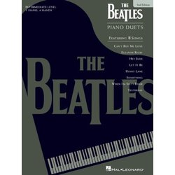 The Beatles Piano Duets - 2nd Edition (1P4H)
