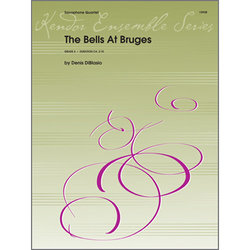 The Bells at Bruges - Saxophone Quartet,(AATB)