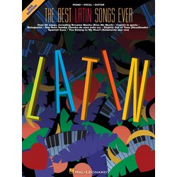 The Best Latin Songs Ever - 3rd Edition
