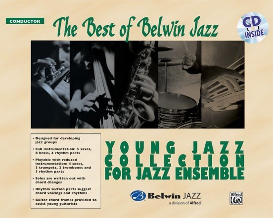 View larger image of The Best of Belwin Jazz Young Jazz Collection - Complete Set