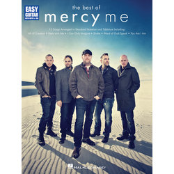 The Best of MercyMe -Easy Guitar with Notes & Tab