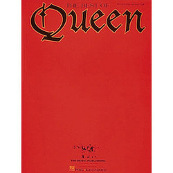 The Best Of Queen - Piano/Vocal/Guitar Songbook
