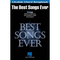 The Best Songs Ever - Ukulele Chord Songbook