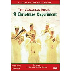 The Canadian Brass - A Christmas Experiment (DVD)