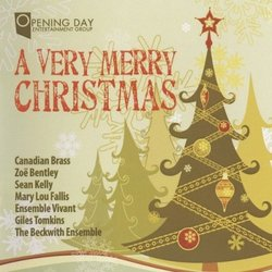 The Canadian Brass - A Very Merry Christmas (CD)