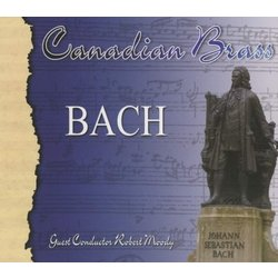 The Canadian Brass - Bach (CD)