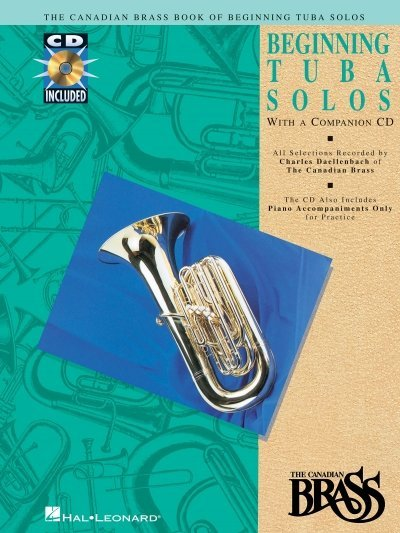 View larger image of The Canadian Brass Book of Beginning Tuba Solos w/CD