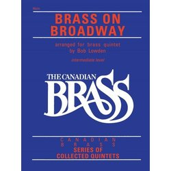 The Canadian Brass - Brass on Broadway - F Horn